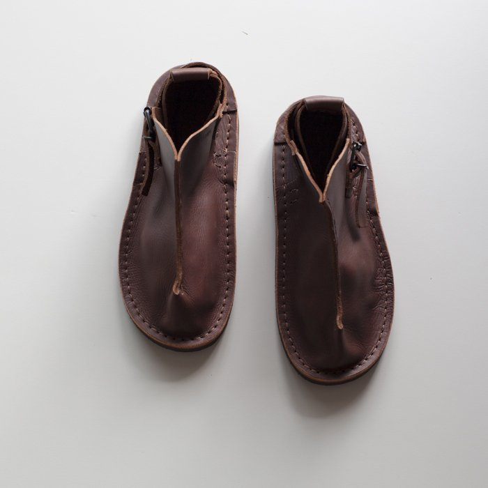LA BAUME / MICHAL / Brown x Brown / EU38 in stock