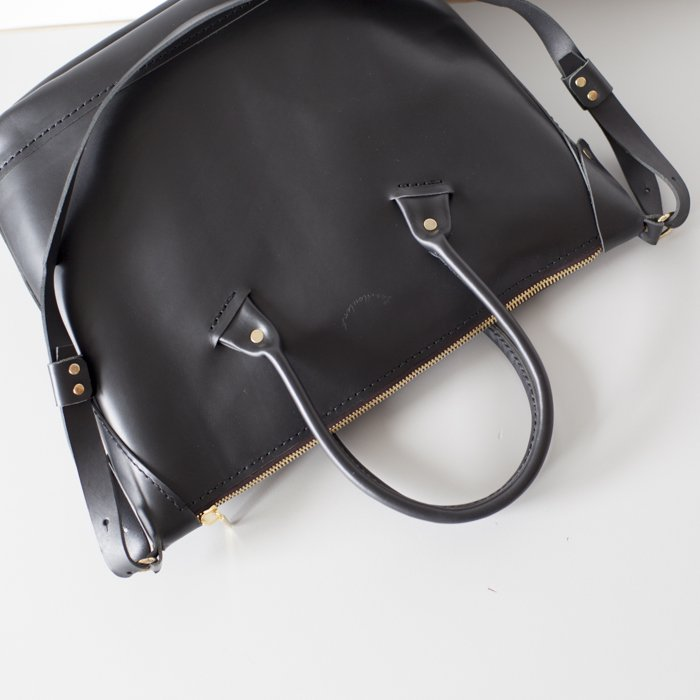 Les Moutons / THE CATWALK BAG MEDIUM / Black