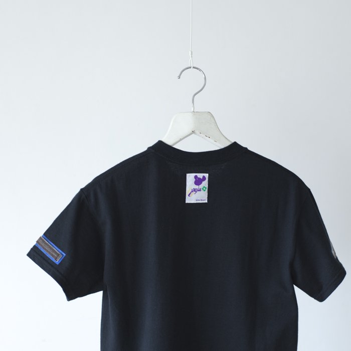 bitter Brown / 64 Tee / BLACK
