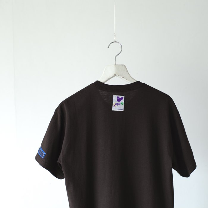 bitter Brown / 64 Tee / BROWN