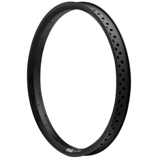 STRANGER CRUX XL RIM 36H 42mm MATTE-BLACK