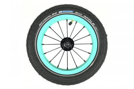 CHAVEZ SCHWALBE TIRE WHEEL SET(BIG APPLE)- 12