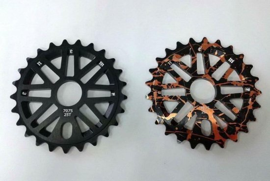 ENEMY Turbine sprockets