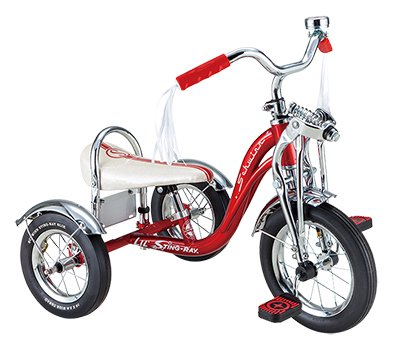 SCHWINN  LIL' STINGRAY SUPER DELUXE TRICYCLE