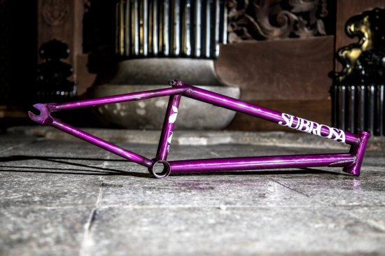 Subrosa Flight Frame
