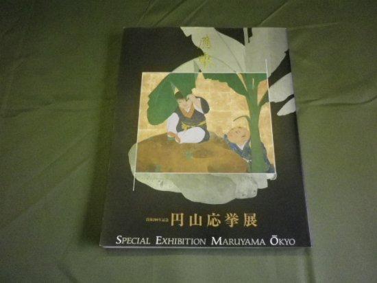 図録 丸山応挙展