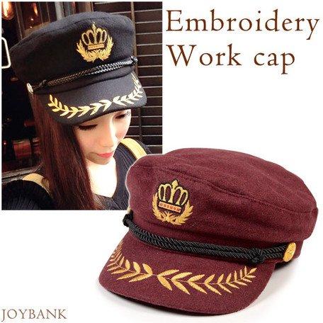 アーミーキャップ ミリタリー帽子