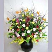 演壇用盛花