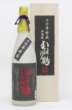 こめ焼酎 かほり鶴十七年 25゜ 1800ml