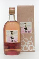 加賀梅酒 14゜ 720ml