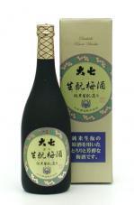 大七 生もと 純米酒 梅酒 12゜ 720ml