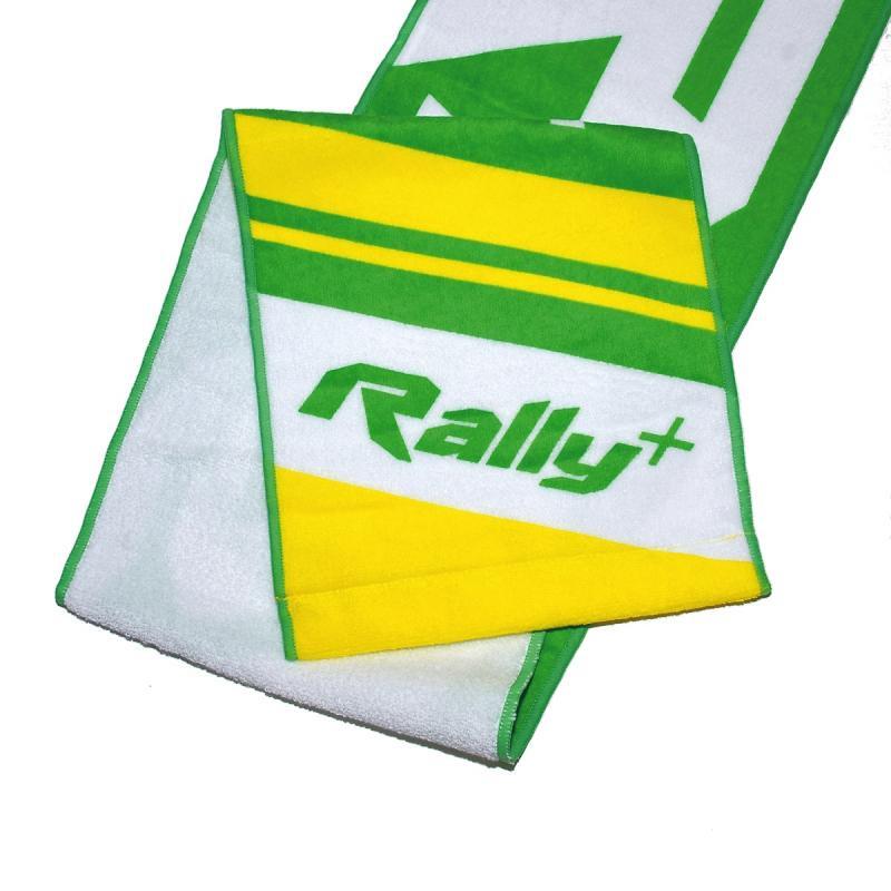 RALLY PLUS公式マフラータオル