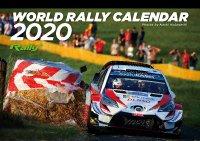 ワールドラリーカレンダー 2020(撮影:小林直樹)