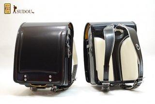牛革ランドセル NO.6000L(ツヤあり黒)
