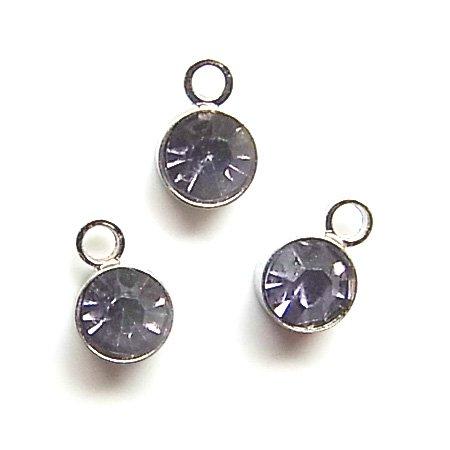RSチャーム/01/Lavender/3個入/アクセサリーパーツ/チャーム