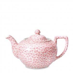 【5月中旬入荷予定】Burleigh Pink Felicity ピンクフェリシティ<br>ティーポットS