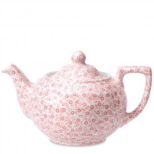 Burleigh Pink Felicity ピンクフェリシティ<br>ティーポットL