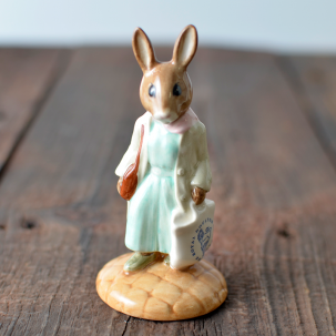 ROYAL DOULTON /ロイヤルドルトンバニキン<br> SHOPPER BUNNYKINS DB233<img class='new_mark_img2' src='https://img.shop-pro.jp/img/new/icons14.gif' style='border:none;display:inline;margin:0px;padding:0px;width:auto;' />