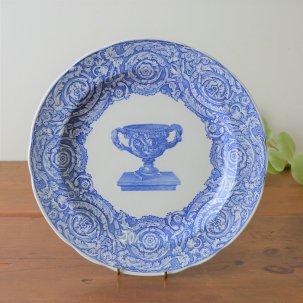ヴィンテージ スポードブルールームコレクション 飾り皿<br> SPODE BLUE ROOM COLLECTION  WARWICK VASE c.1834