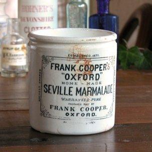 ビンテージ陶器ボトル<br>FRANK COOPER'S