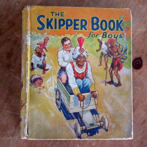 ○ビンテージ  book<br>THE SKIPPER BOOK