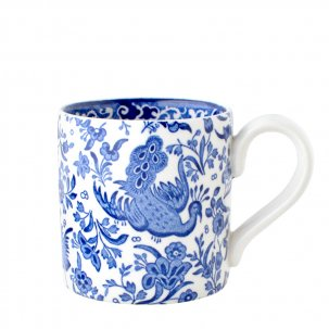 Burleigh Regal Peacock リーガルピーコック<br>マグカップ 284ml