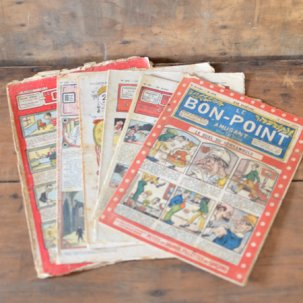 ビンテージ フレンチマガジン<br>1914〜1922年 6冊セット