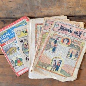 ビンテージ フレンチマガジン<br>1914〜1919年 6冊セット