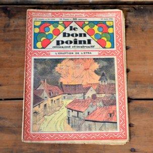 ビンテージ フレンチマガジン<br>1936年 6月号