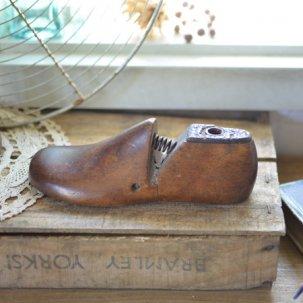 靴型・木靴 子供の足のシューモールド 18cm