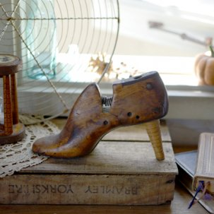 靴型・木靴 ハイヒールのシューモールド
