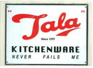 THE OLDE FARMHOUSE  エナメルサインプレート<br>Tala