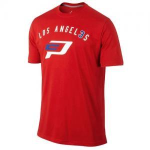 【即納ラスト!】Jordan CP Los Angeles 3 T-Shirt(ジョーダン クリスポール ロサンゼルス Tシャツ)赤