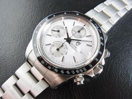 quality design 81543 a088b TUDOR チュードル クロノタイム 79160 - 腕時計 通販 虎ノ助時計 ...