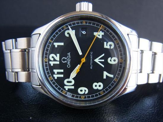 quality design c867b 053bf OMEGA オメガ ダイナミック ブロードアロー 丸井限定 - 腕時計 ...