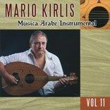 Musica Arabe Instrumental Volumen 11 / MARIO KIRLIS マリオ・キルリス   CD<img class='new_mark_img2' src='https://img.shop-pro.jp/img/new/icons50.gif' style='border:none;display:inline;margin:0px;padding:0px;width:auto;' />