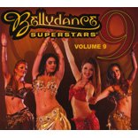 Bellydance Superstars Vol.9  ベリーダンス・スーパースターズ VOL.9 CD<img class='new_mark_img2' src='https://img.shop-pro.jp/img/new/icons50.gif' style='border:none;display:inline;margin:0px;padding:0px;width:auto;' />