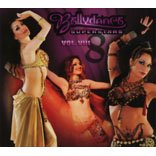 Bellydance Superstars Vol.8  ベリーダンス・スーパースターズ VOL.8 CD<img class='new_mark_img2' src='https://img.shop-pro.jp/img/new/icons50.gif' style='border:none;display:inline;margin:0px;padding:0px;width:auto;' />