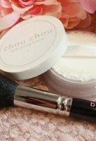 chouchou シュシュ マルチセッティングパウダー & 専用丸筆セット