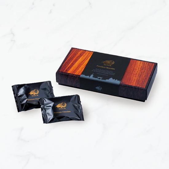 【限定セット8%OFF!】プレミアム・チョコレート 5枚入り 5箱セット