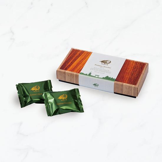 【限定セット8%OFF!】プレミアム・チョコレート(抹茶) 5枚入り 5箱セット