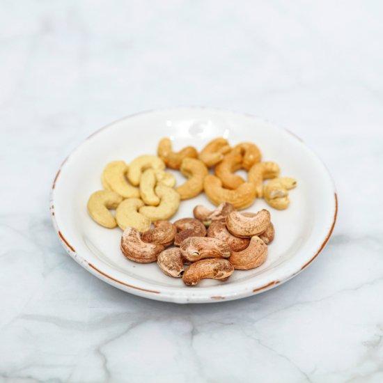 カシューナッツ3種食べ比べセット