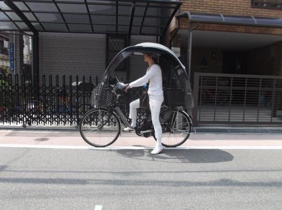 自転車 3人乗り子供乗せ ...