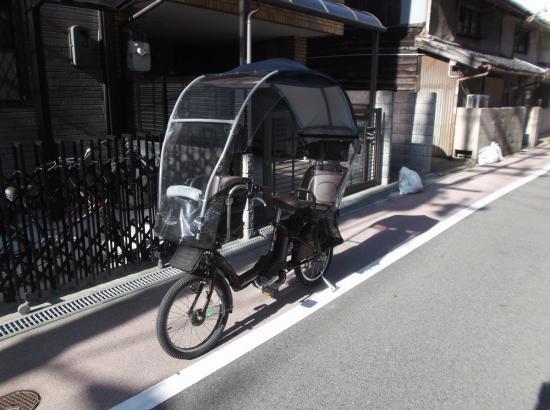 電動 自転車 3人乗り 子供乗せ ...