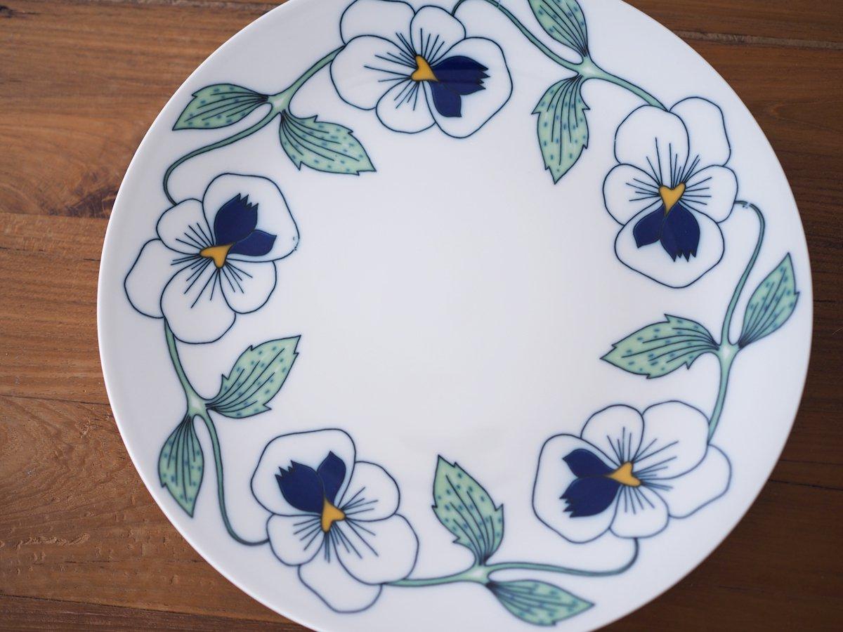 Rorstrand sylvia  ミドルプレート(サラダ)