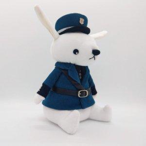 警察官うさぎ(試作版)