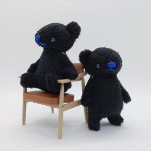 おやゆびくま(黒)