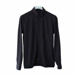 プルオーバーボタンシャツ(長袖)