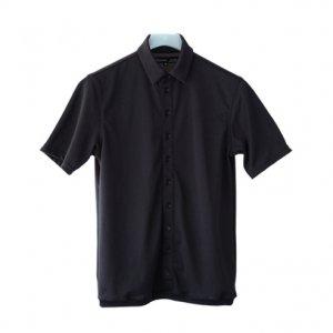 プルオーバーボタンシャツ(半袖)