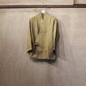作務衣 JKT / リネン(5color)